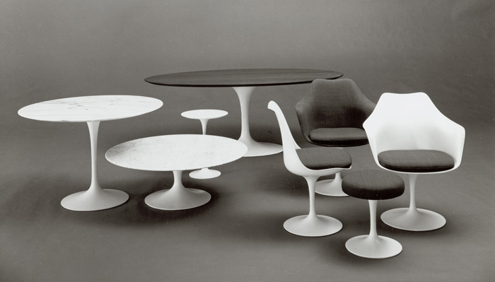 Eero Saarinen Pedestal Collection