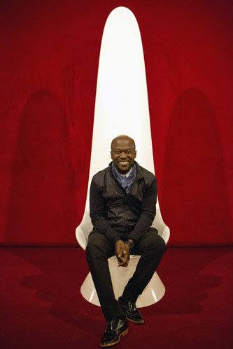 Imaginary Portraits: Prince Igor and David Adjaye