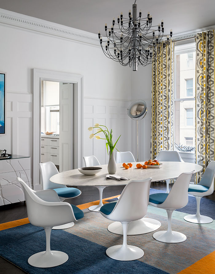 Awesome ... Associates Recently Completed A Full Renovation Of A 3 Bedroom  Apartment In The Apthorp On Manhattanu0027s Upper West Side. Project Designer  Alicia Kinloch, ...