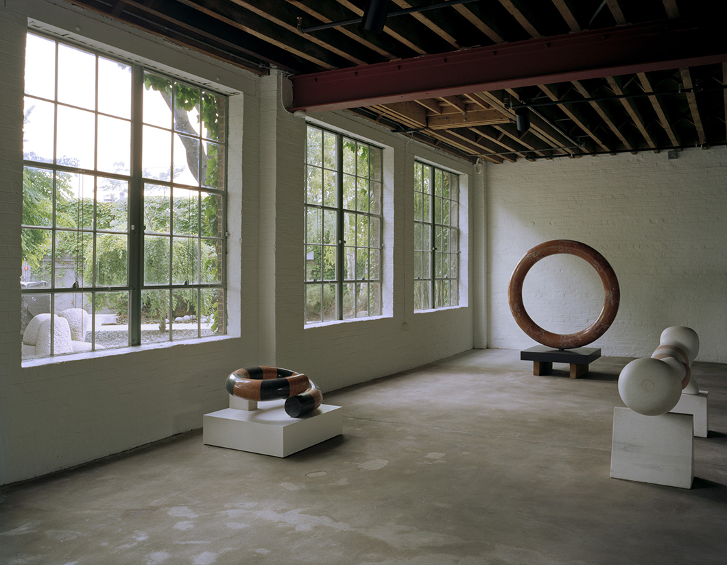 Area 7 of The Isamu Noguchi Museum | Knoll Inspiration