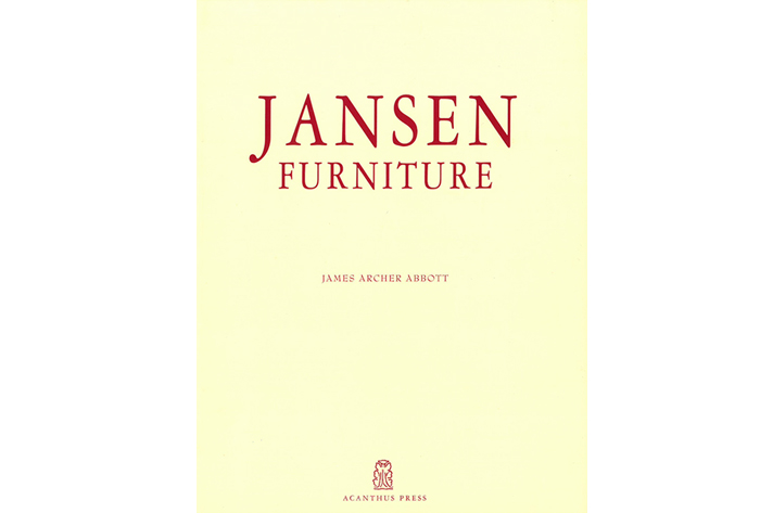 Jansen Furniture (20th Century Decorators) by James Archer Abbott & Mitchell Owens, 2007 | Recommended Reading: Design 101 | Knoll Inspiration
