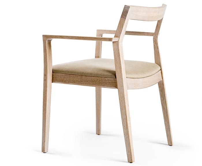 Krusin Side Chair Detail