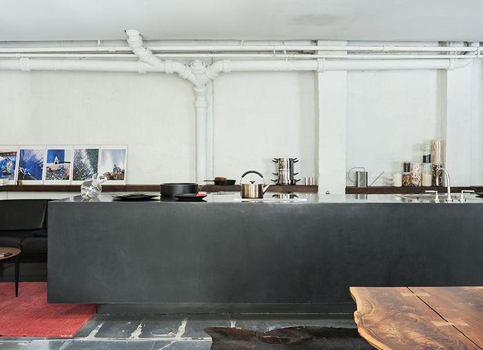 David Ling's Manhattan Live-Work Loft