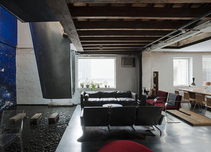 David Ling S Live Work Loft Inspiration Knoll