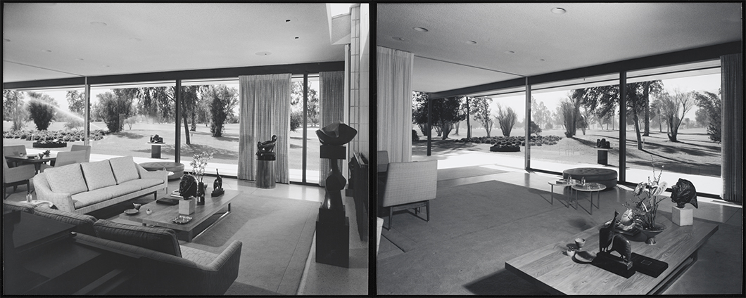 Maslon House, 1963 by Julius Shulman