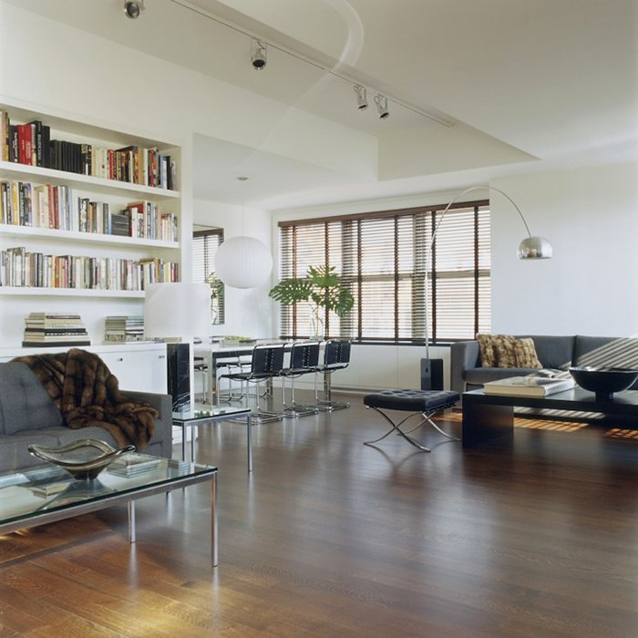 Glenn Gissler Design | Michael Kors Loft in New York, NY | Knoll Inspiration