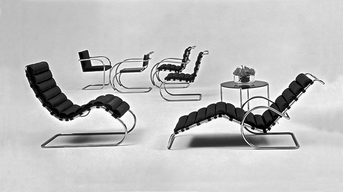 MR Collection by Ludwig Mies van der Rohe, 1927 | In Conversation with Sarah Rogers Morris | Knoll Inspiration