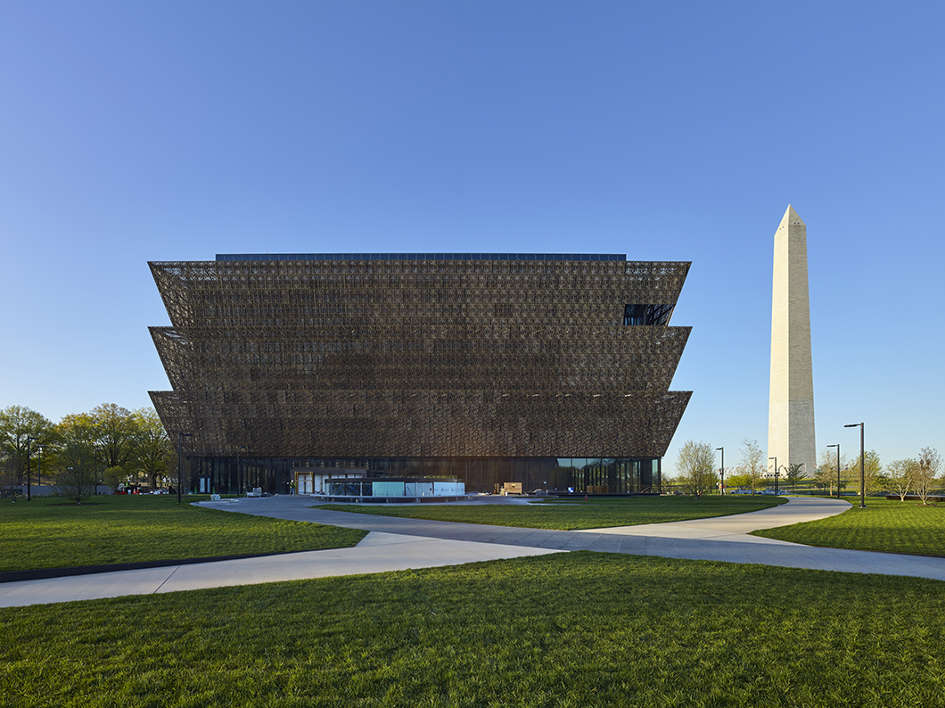 David Adjaye designs the Smithsonian National Museum of African American History and Culture | Knoll Inspiration