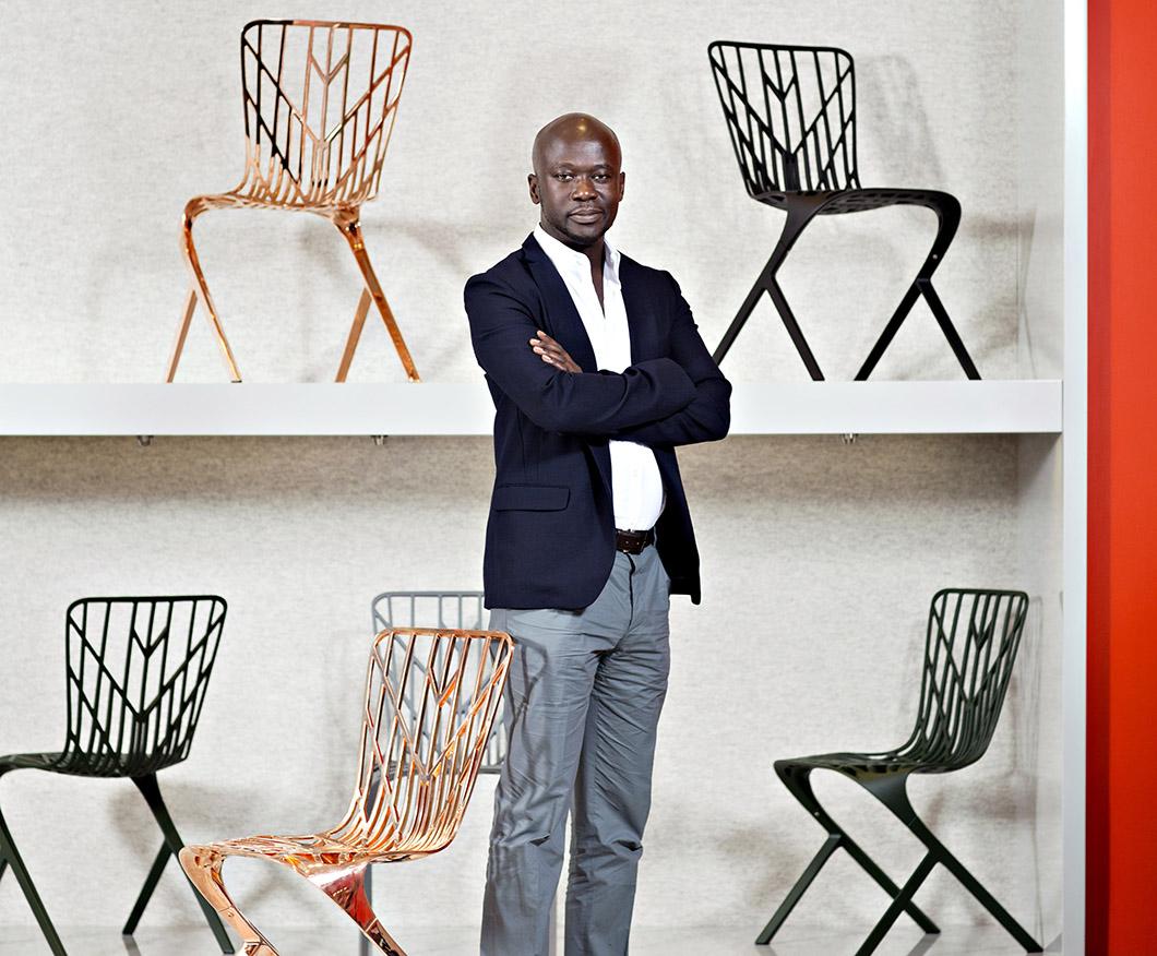 The Skeleton Side Chair by David Adjaye | Knoll Inspiration
