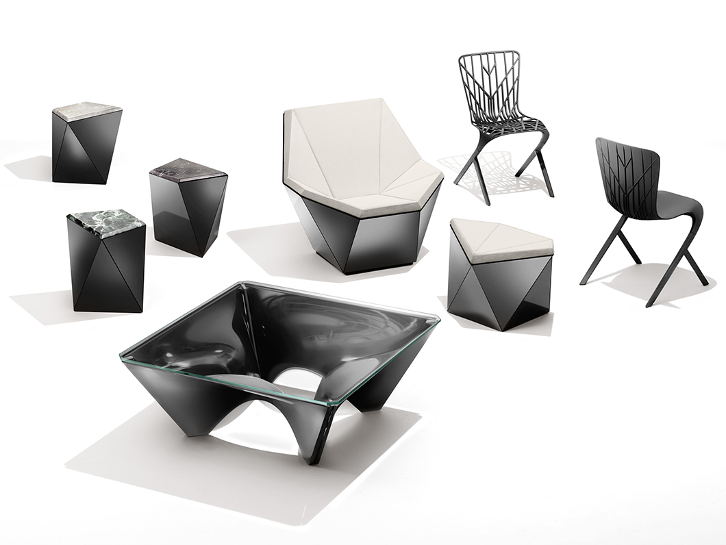 Washington Collection for Knoll by David Adjaye | Knoll Inspiration