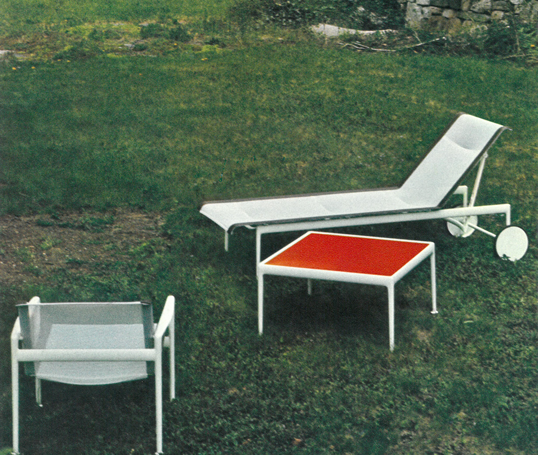 Richard Schultz's Leisure Collection near Stamford, Connecticut, 1973. | PC: Jon Naar | In Conversation with Jon Naar | Knoll Inspiration
