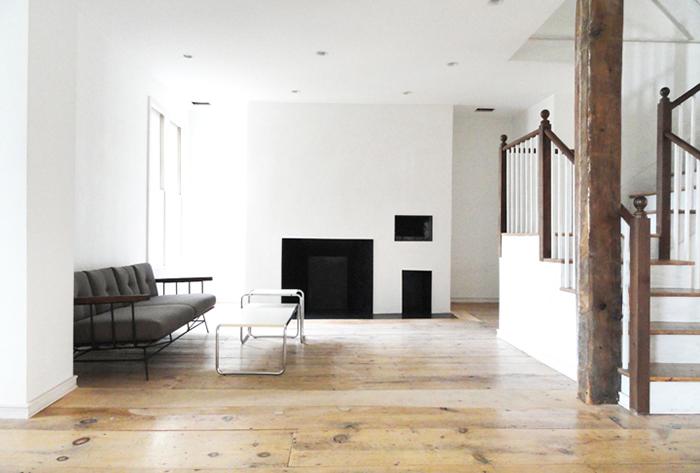 Hudson House, NY by OMAS:WORKS | Knoll Inspiration