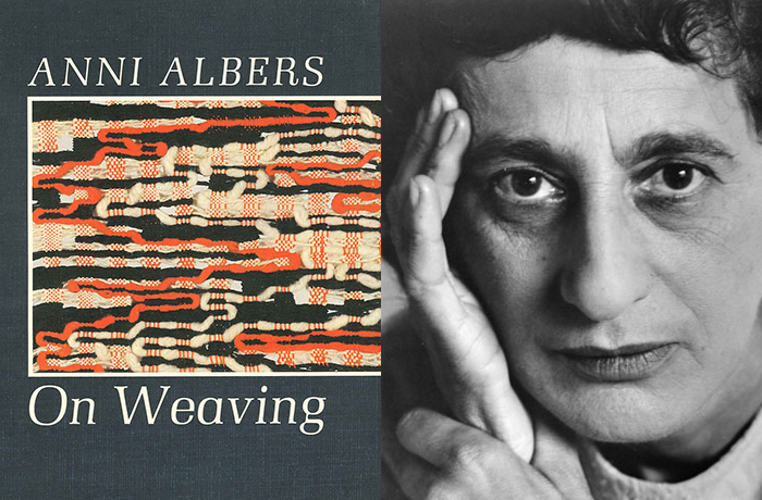 On Weaving by Anni Albers, 1974 | Recommended Reading: In Their Words | Knoll Inspiration