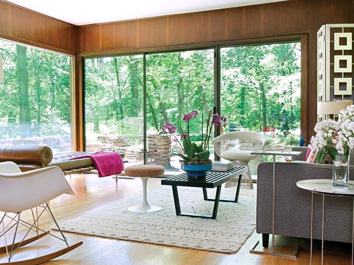 Over The Years, He Has Decorated His Home In Wilmington, Delaware With An  Impressive Collection Of Knoll Furniture. While He Certainly Enjoys The  Pieces In ...