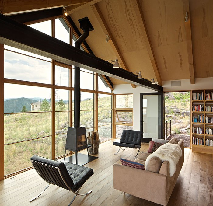 Andrew Bartle Architects Photograph: Durston Saylor