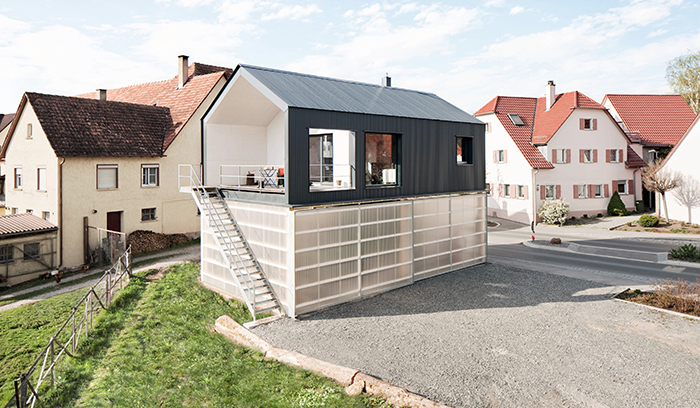 House Unimog By Fabian Evers Architecture Inspiration