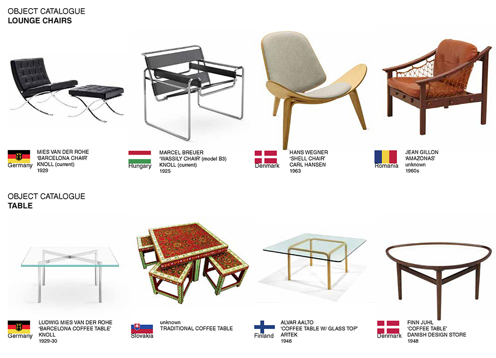 The Pan-European Living Room | Knoll Inspiration
