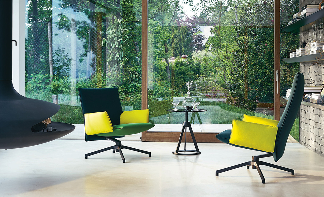 Pilot by Knoll™ by Barber Osgerby, 2015 | Knoll Inspiration