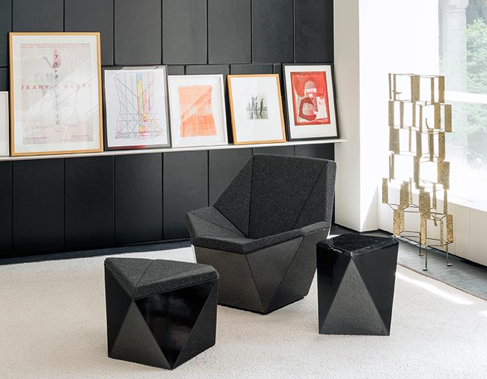 Prism by David Adjaye, 2015   Knoll Inspiration