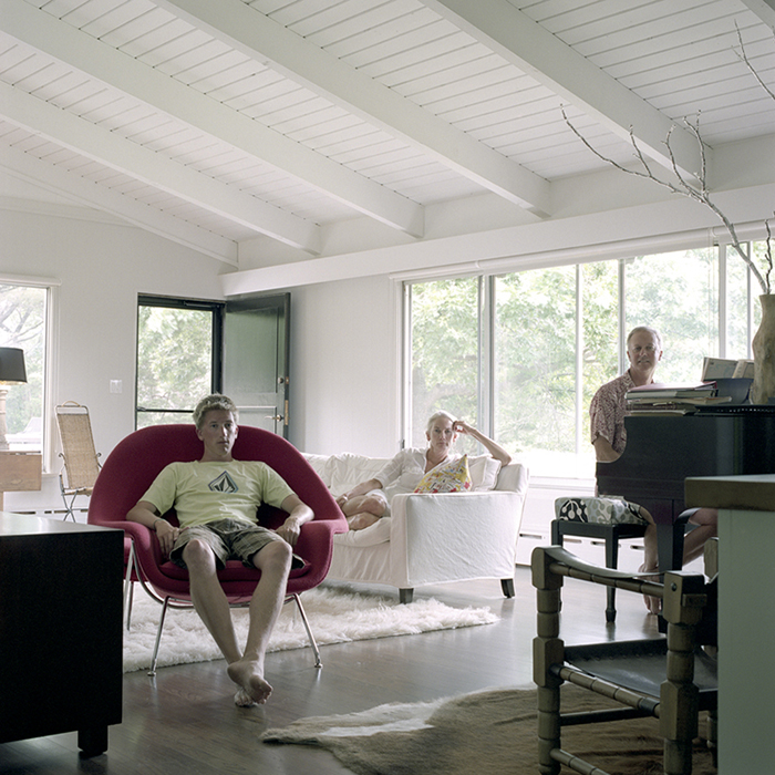 Rachel Perry, Welty Bruce, & Asa Welty Gloucester, MA by Tanja Hollander