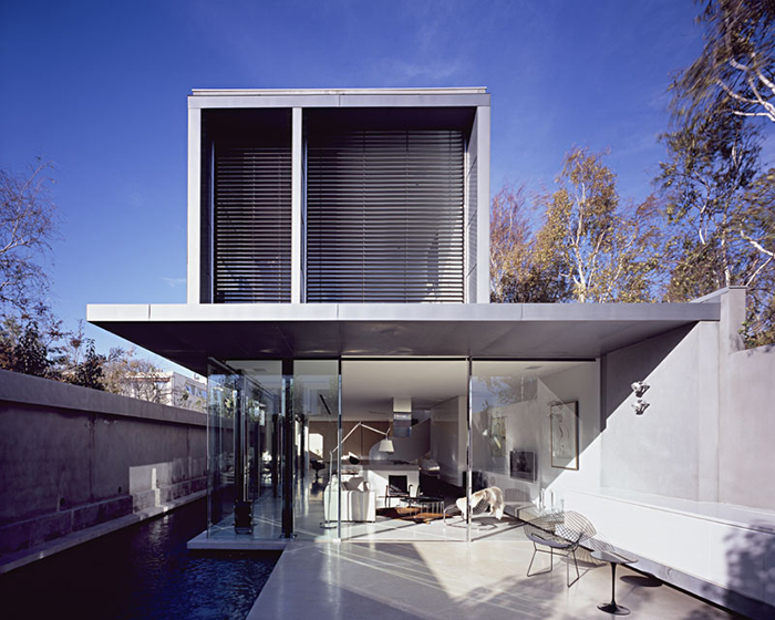 Ross Street in Melbourne, Australia by Rob Mills Architects | Knoll Inspiration