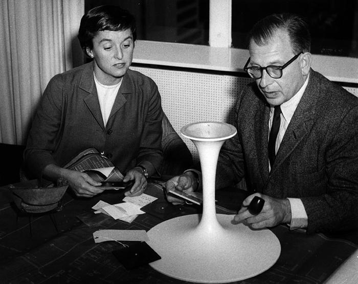 Eero Saarinen: Sculptor of Form | Knoll Inspiration