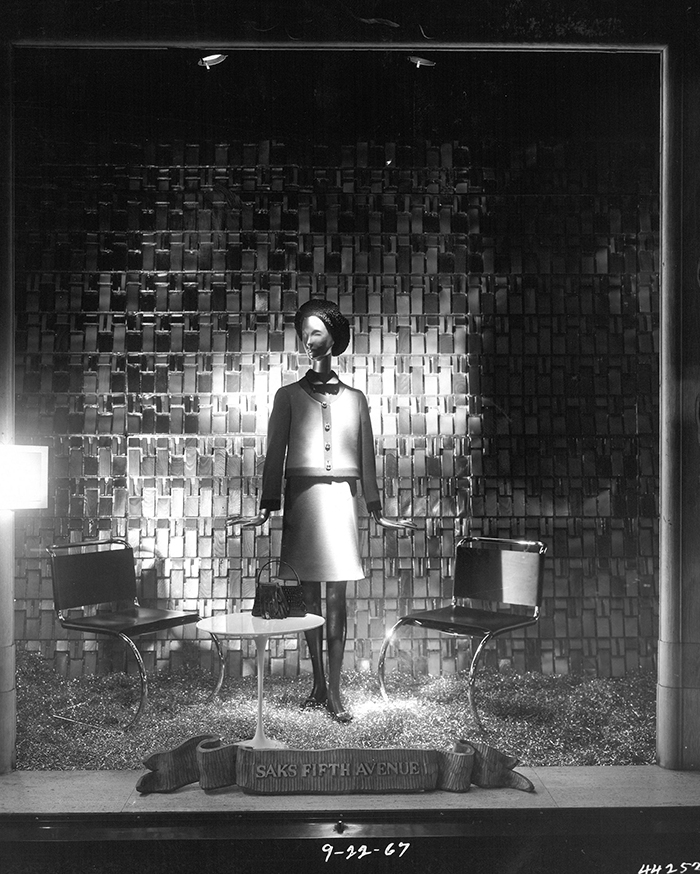 Design Pulse From The Archives Saks Fifth Avenue Window
