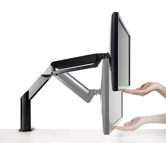 The Sapper™ XYZ Monitor Arm, 2007 by Richard Sapper