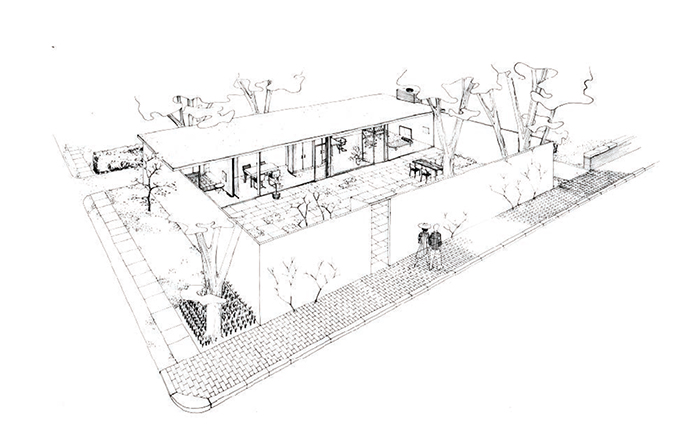 Glass House Philip Johnson Plan design pulse harvard gsd s exhibition of philip johnson s thesis