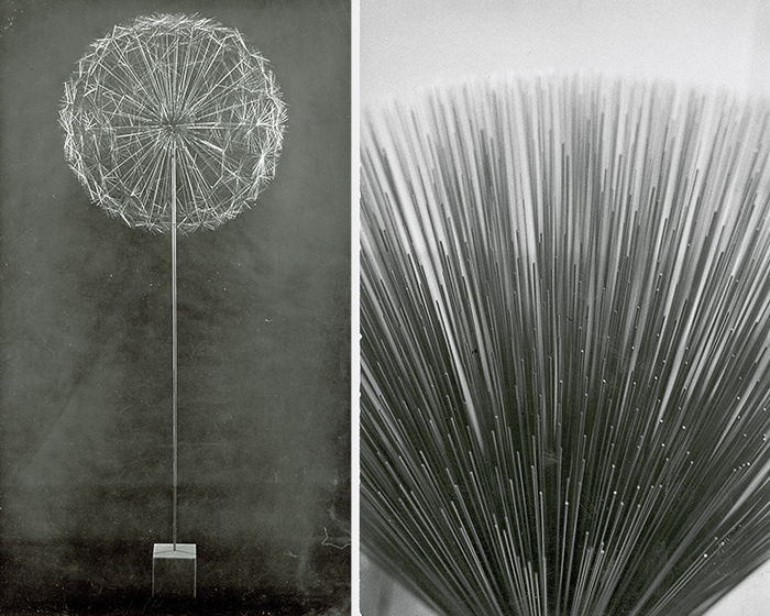 Harry Bertoia's Sonambient Sculptures
