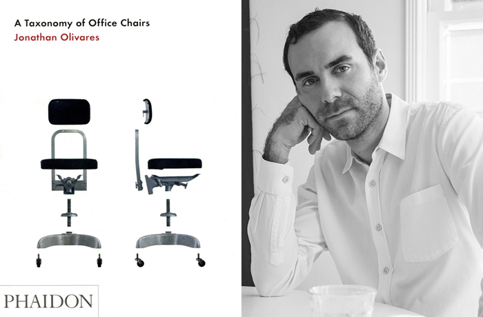 A Taxonomy of Office Chairs by Jonathan Olivares, 2011 | Recommended Reading: In Their Words | Knoll Inspiration