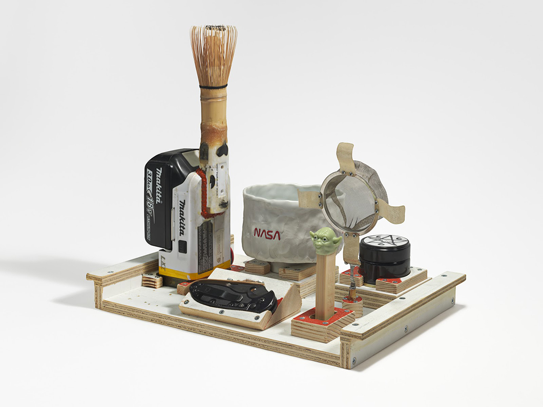 Chabako (Tea Utensils), 2015 by Tom Sachs | Knoll Inspiration