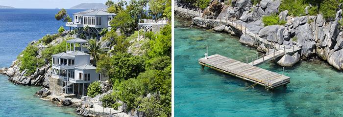 Wharf & Sea Tortola | Knoll Inspiration