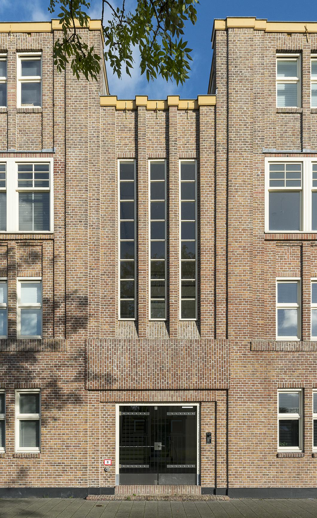 The Justus van Effen Complex, Rotterdam | Knoll Inspiration