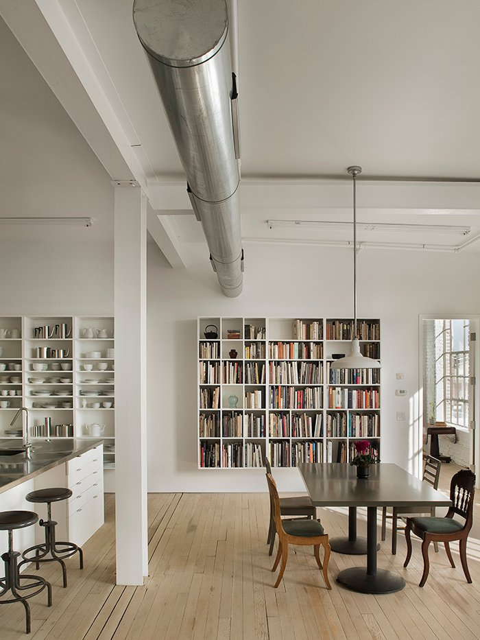 White Loft by Qb3 | Knoll Inspiration