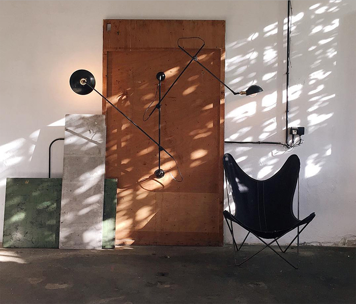 Wo & We   PC: Olivier Abry   Featured: Hardoy Butterfly Chair   Knoll Inspiration