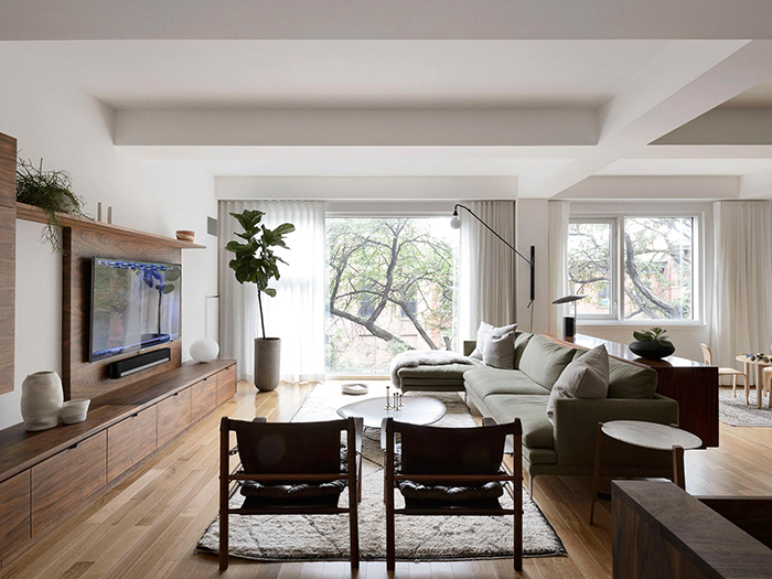 Union Street, NY by Workstead | Knoll Inspiration