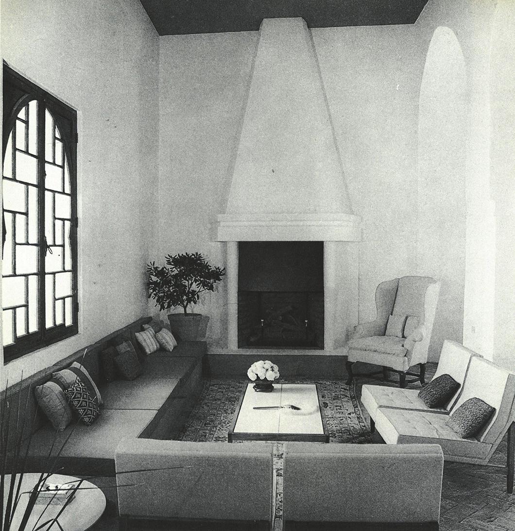 Living Room York york castle | knoll inspiration