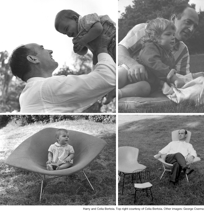 Harry Bertoia Fathers Day