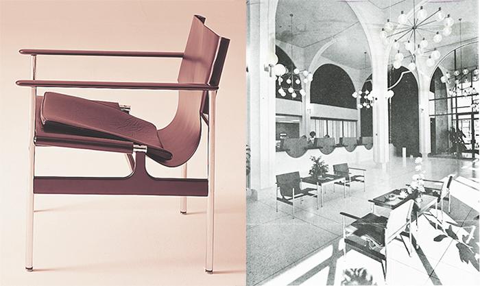 Reintroducing the Pollock Arm ChairInspirationKnoll