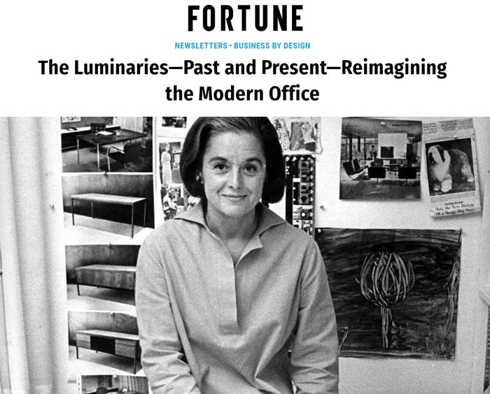 Florence Knoll Bassett Fortune Magazine