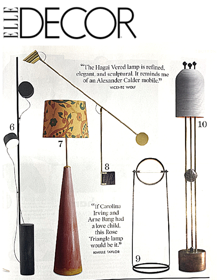 Muuto Post Floor Lamp ELLE Decor