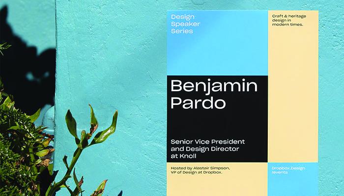 Benjamin Pardo Dropbox Design Series