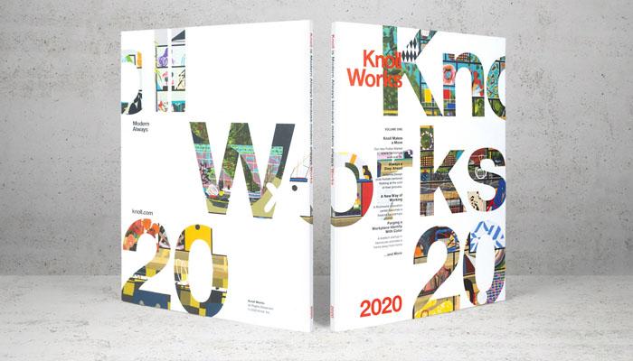 Knoll Works 2020 Creative Boom Gretel