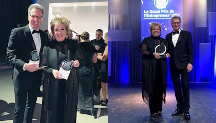 Burovision Knoll Entrepreneur of the Year Award EY 2019