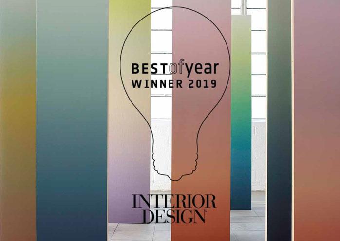 KnollTextiles Dorothy Cosonas 2019 Interior Design Best of Year Awards