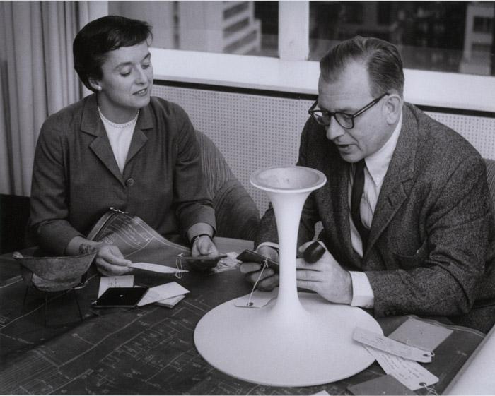 American Masters: Eero Saarinen, Tulip Chair Base