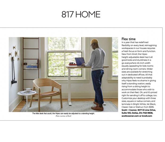 Milieu Magazine Saarinen