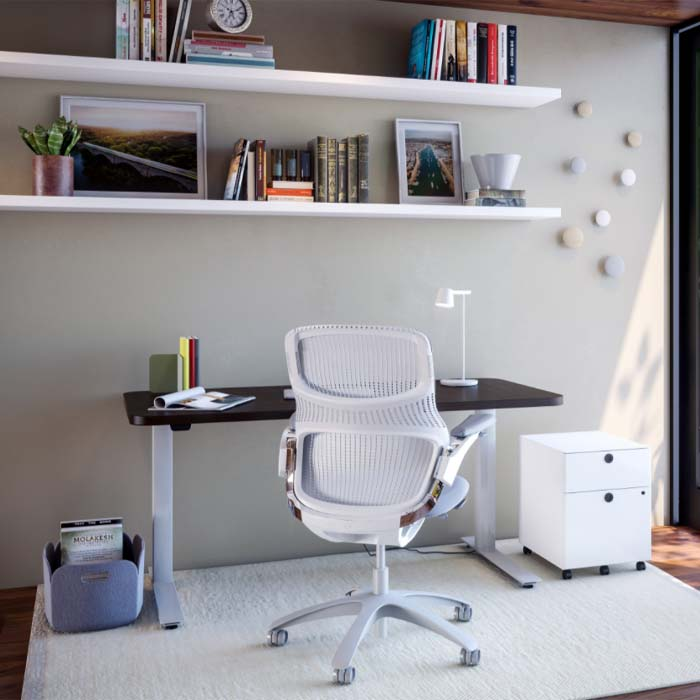 Generation by Knoll in a Work-from-Home Office