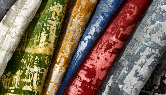 KnollTextiles Montage Collection - Chiseled